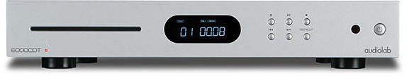 Audiolab 6000CDT silber