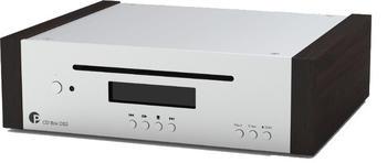 Pro-Ject CD Box DS2 Eukalyptus/Silber