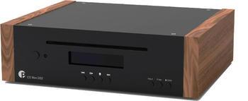 Pro-Ject CD Box DS2 Walnuss/Schwarz