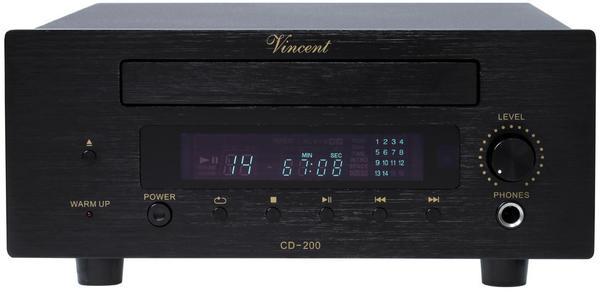 Vincent CD-200 schwarz