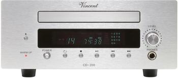 Vincent CD-200 silber