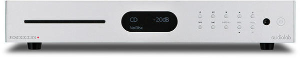 Audiolab 8300CDQ Silber