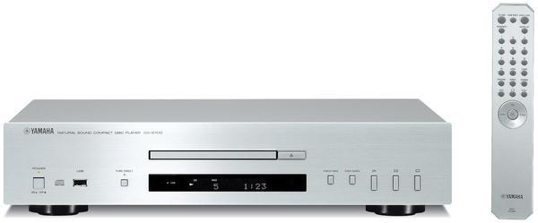 Yamaha CD-S700 silber