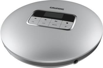 Grundig CDP 6600 silber-schwarz