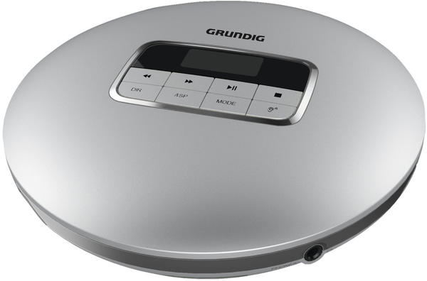 Grundig GCDP 8000 Silber/Schwarz