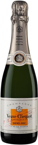 Veuve Clicquot Demi-Sec 0,375l
