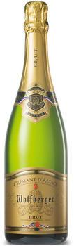 Wolfberger Crémant d'Alsace Brut 0,75l