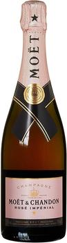 Moët & Chandon Rosé Impérial mit Geschenkpackung 0,75l