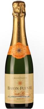 Champagne Baron Fuenté Grande Réserve Brut 0.375l