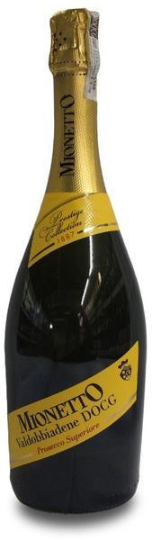 Mionetto Prosecco di Valdobbiadene DOCG Prestige Spumante 0,75l