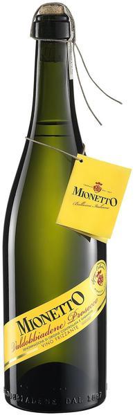 Mionetto Prosecco DOCG di Valdobbiadene Frizzante Spago 0,75l