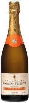 Champagne Baron Fuenté Demi-Sec Grande Réserve 0,75l