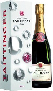 Taittinger Brut Réserve Bubble Geschenkverpackung 0,75l