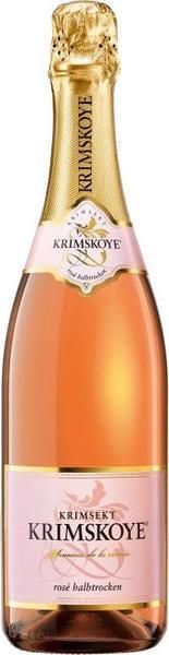 Krimskoye Rosé Halbtrocken 0,75l