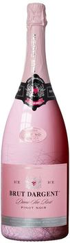 Brut Dargent Ice Rosé Méthode Traditionnelle Pinot Noir Sekt 1,5l