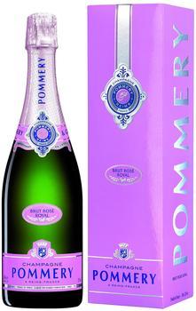 Pommery Brut Rosé mit Geschenkpackung 0,75l
