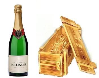 Bollinger Special Cuvée 0,75l + Holzkiste