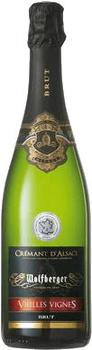 Wolfberger Crémant d'Alsace Vieilles Vignes brut 0,75l