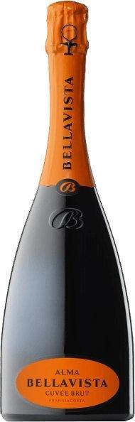 Bellavista Franciacorta DOCG Alma Cuvée brut 0,375l