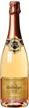 Wolfberger Crémant d'Alsace Rosé 0,75 l