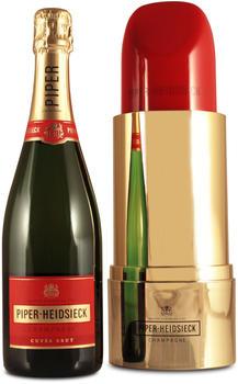 Piper-Heidsieck Cuvée Brut Champagne AOP Lipstick Edition 0,75l
