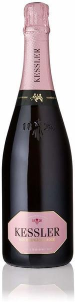 Kessler Hochgewächs rosé Chardonnay und Pinot brut 0,75l