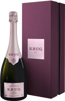 Krug Champagne Brut Rosé 23ème Édition 0,75 l