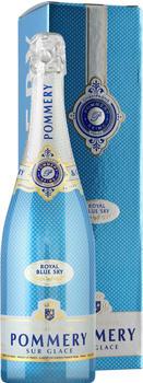 Pommery Royal Blue Sky 0,75l + Geschenkverpackung