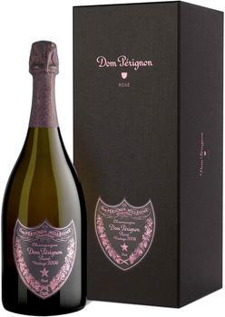 Dom Pérignon Vintage Rosé 0,75l + Geschenkverpackung
