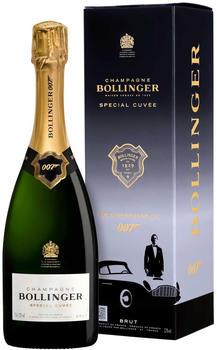 Bollinger Champagner Special Cuvée James Bond 007 Limited Editon 0,75l