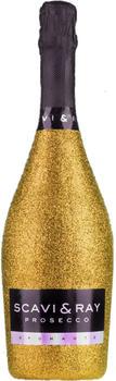 Scavi & Ray Prosecco Spumante 0,75l Glitzer Gold Bling Edition