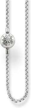 Thomas Sabo 50 cm Karma Bead Basiskette (KK0001-001-12-L50)