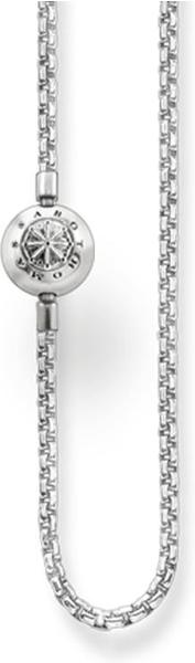 Thomas Sabo 80 cm Karma Bead Basiskette (KK0001-001-12-L80)