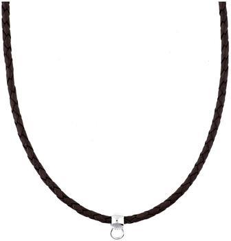 Esprit Basislederkette schwarz (ESNL92070B)