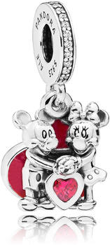 Pandora Disney Minnie & Mickey With Love (797769CZR)