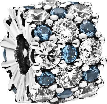 Pandora Blue Sparkle All Over (798487C02)