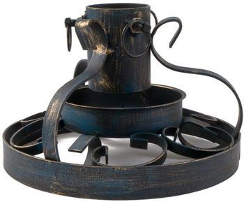 Buri Baumständer Metall dunkelblau (00020)