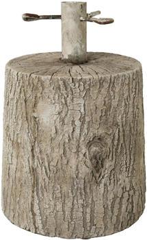 Gasper Christbaumständer grau