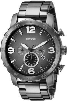 Fossil Nate Steel grey (JR1437)