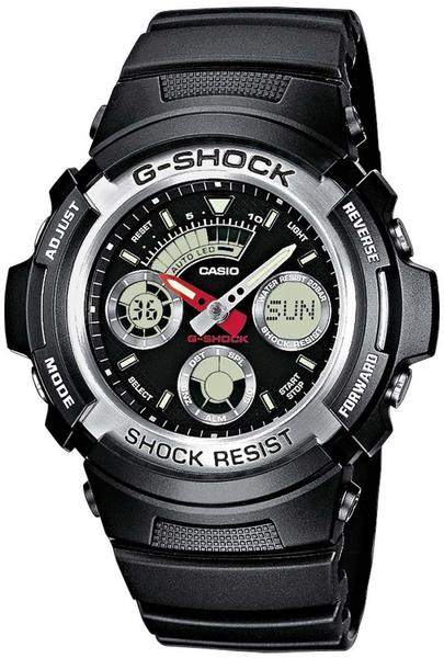 Casio G-Shock Speed Shifter (AW-590-1AER)