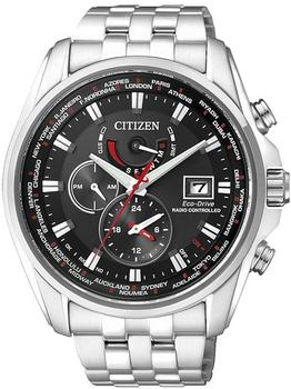 Citizen Eco Drive Edelstahl 44 mm AT9030-55 E
