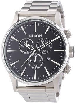 Nixon The Sentry Chrono Black (A386-000)