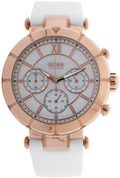 Hugo Boss Women's Chronograph Watch White 1502315