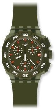 Swatch Green Hero (SUIG401)
