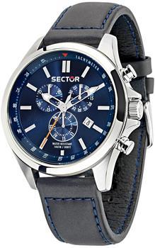sector-herren-armbanduhr-180-chronograph-quarz-leder-r3271690014