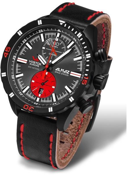 Vostok Europe Almaz Chronograph Uhr