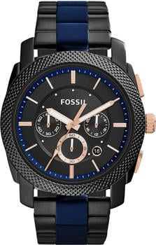 Fossil Machine Chronograph (FS5164)