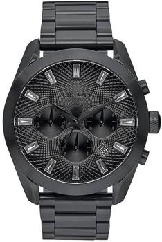Nixon Bullet Chrono Crystal all black (A931-001)