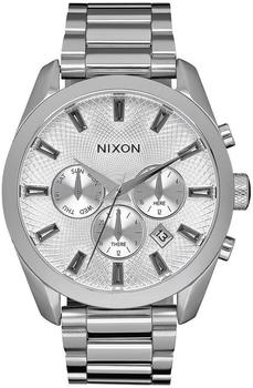 Nixon Bullet Chrono Crystal all silver (A931-1920)