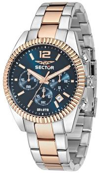 sector-r3273676001-dial-brac-chronograph-uhr-edelstahl-bicolor